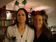 Bloody Parchment 2012: Nerine Dorman And Joan De La Haye