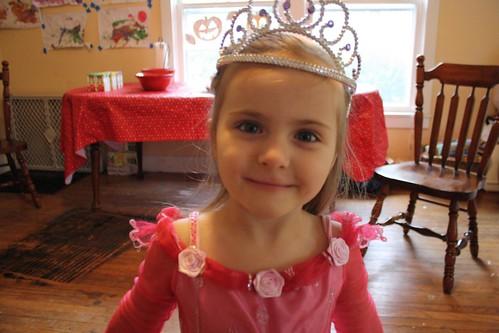 Cora, age 4