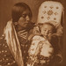 Mother and Child - Apsaroke by Museum of Photographic Arts Collections