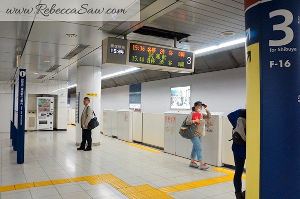 Japan day 1 - Shibuya & Harajuku  (47)