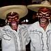 Masks Dancers por Josef Rios