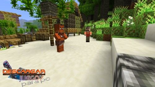 Mod Far Cry 3 Minecraft 3