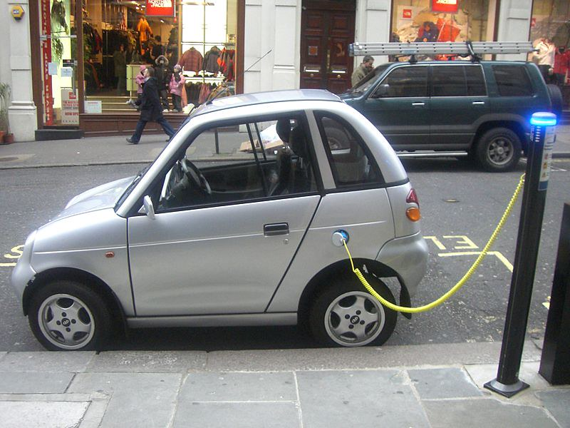 Doing the math on electric cars