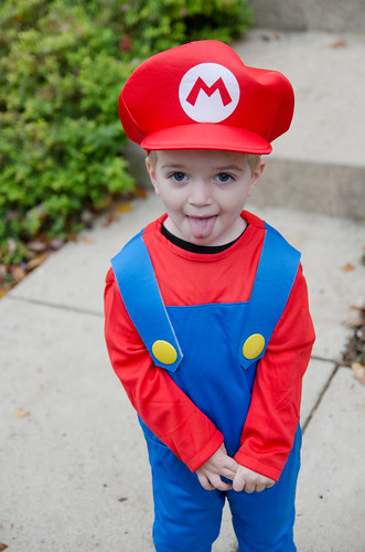 ... Halloween-0088 ...  sc 1 st  Chuck and Hank : infant super mario costume  - Germanpascual.Com