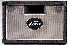 VOGEL Double 12 Monster Cab + Horn by Vogel Guitar Concepts