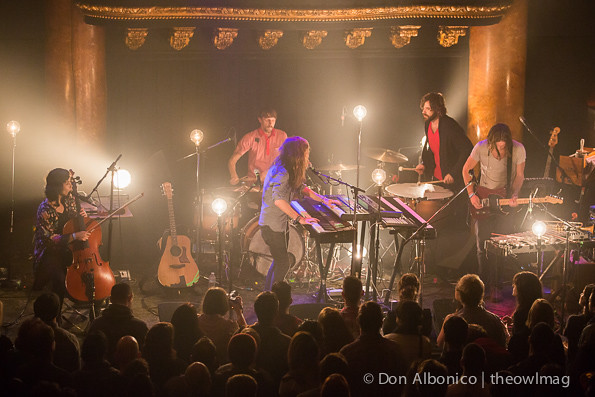 Other Lives @ GAMH, SF 10/30/12