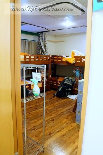 J-hoppers hostel - fukushima Osaka Japan (4)