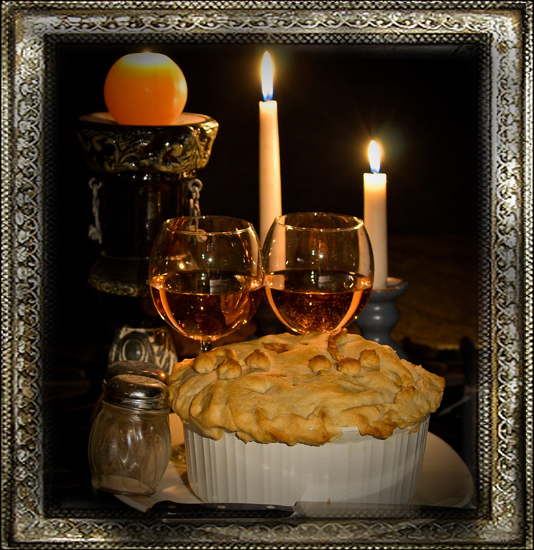 English Pie & Rose Chablis