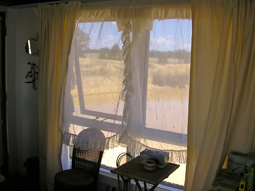 curtains in lakehouse - 1