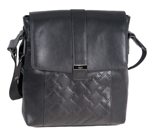 Tumi Ticon Leather Map Bag