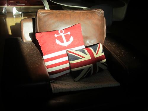 New anchor pillow!