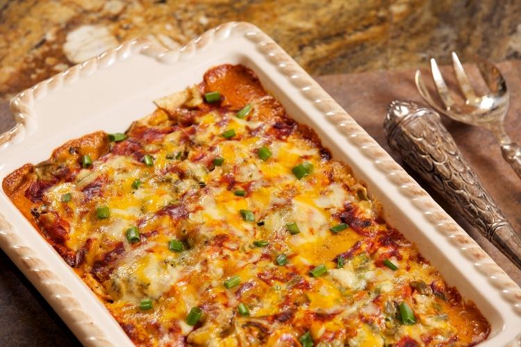 Chicken Green Chile Casserole