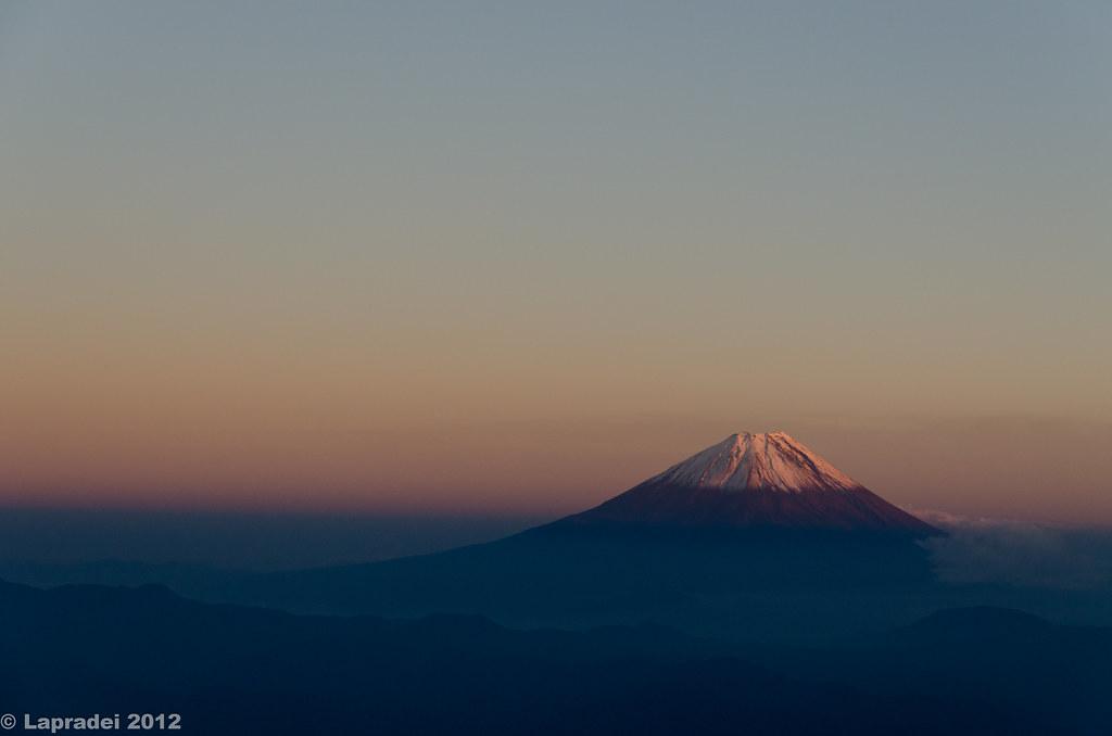 20121103 富士山