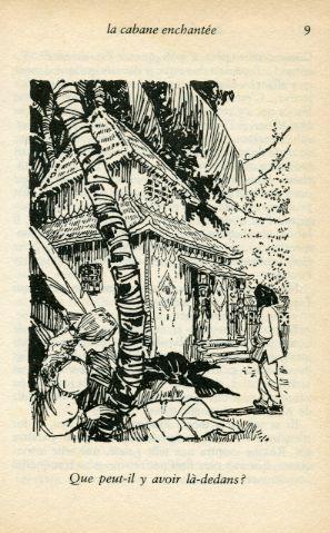 La cabane enchantée, by Comtesse de SEGUR -image-50-150