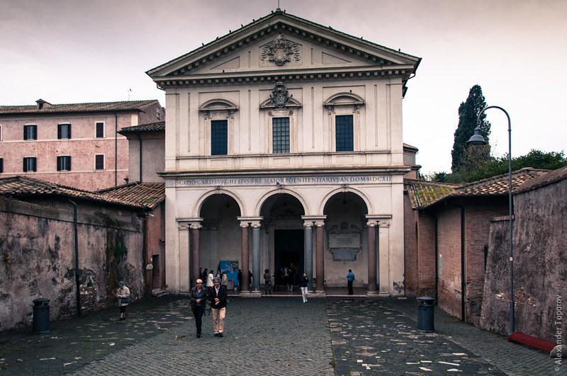 San Sebastiano ad Catacumbas