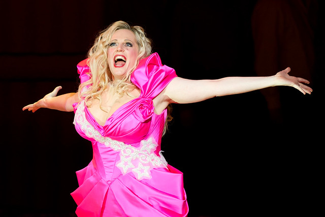 Eva-Maria Westbroek as Anna Nicole in Anna Nicole © ROH / Bill Cooper 2011