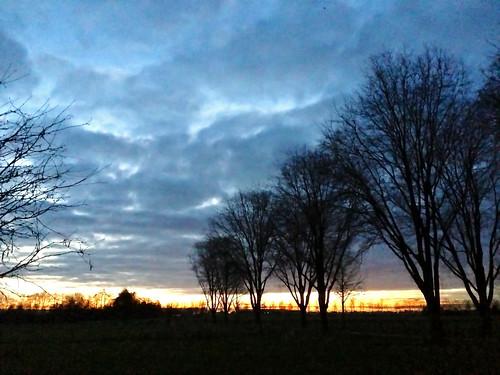 2013-01-11 zonsondergang by edufloortje