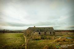 Farmhouse in Scottish Countryside