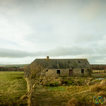 Farmhouse in Scottish Countryside