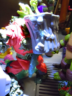 Nickelodeon  TEENAGE MUTANT NINJA TURTLES :: MUTAGEN OOZE xxxvi / MUCKMAN'S SNACK (( 2013 ))