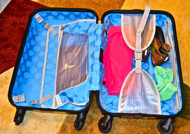 heys usa luggage carry on review