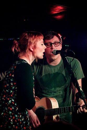 Billy Lunn (The Subways) acoustic set