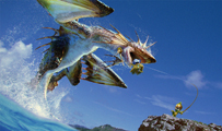 Monster Hunter 3: Ultimate Releases March for Nintendo Wii U, 3DS