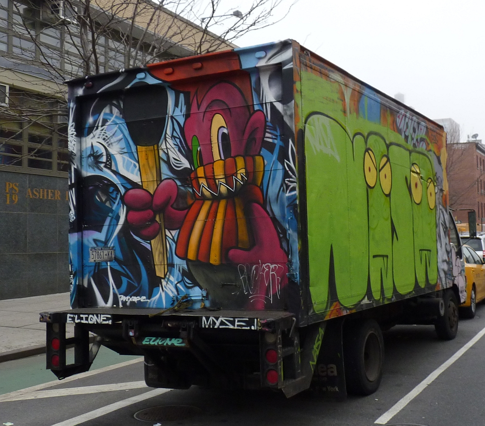 NASA Truck