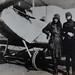 Small photo of Amelia Earhart with Neta Snook