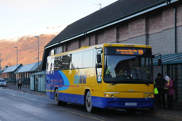 Stagecoach Volvo / Plaxton