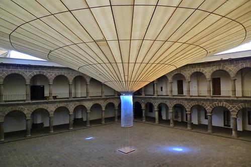 Convento San Pedro - San Puebla, Mexico