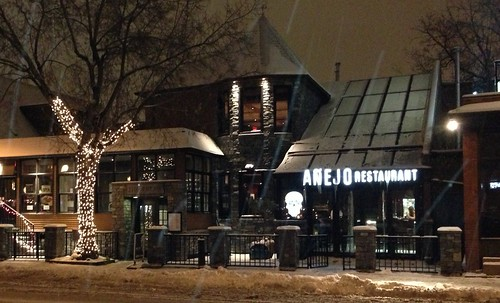 Anejo Calgary restaurant review