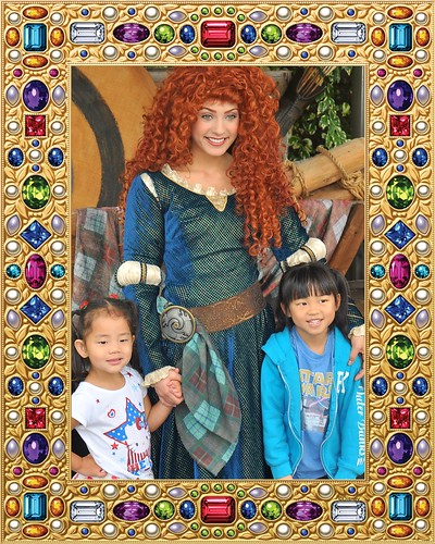 Disney Photo Pass 2012