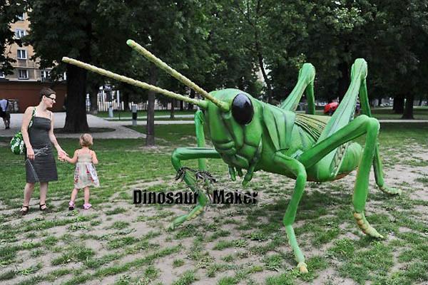 Fiberglass Insect Locust