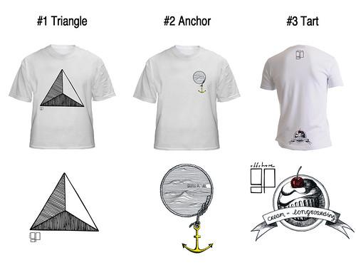 GP T-shirts