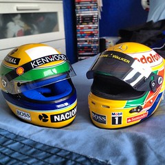 Lewis Hamilton and Ayrton Senna my two favourite drivers just need a kimi Raikkonen one now. #motorsport #motorsport #race #racingdriver #grandprix #f1 #formula1 #formulaone #lewishamilton #hamilton #ayrtonsenna #senna #worldchampion #worldchampions #mcla