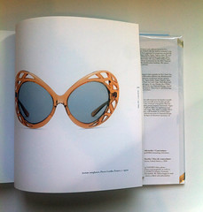 Acetate sunglasses, Pierre Cardin, France, c. 1970s