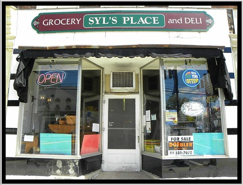 ny newyork store place state delhi front springs grocery clifton phelps syls ontariocounty onasill
