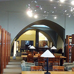 Gill Library at the College of New Rochelle
