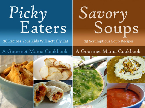 cookbooks, gourmet mama