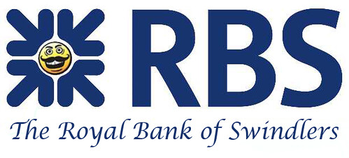 ROYAL BANK OF SWINDLERS by Colonel Flick/WilliamBanzai7