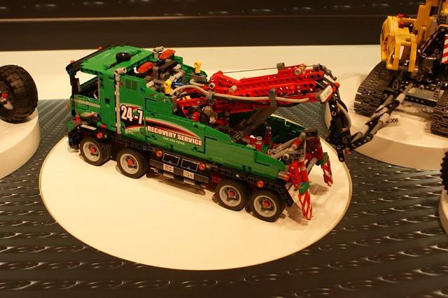 LEGO Technic 42008 - Service Truck