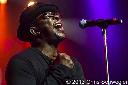 Bobby Brown - 01-31-13 - Sound Board, MotorCity Casino and Hotel, Detroit, Michigan