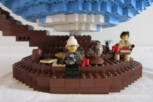 dirks LEGO globe - deco 05
