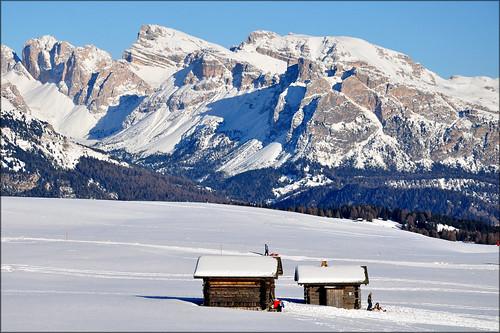 Dolomiti - relax all'Alpe si Siusi by Luigi Alesi
