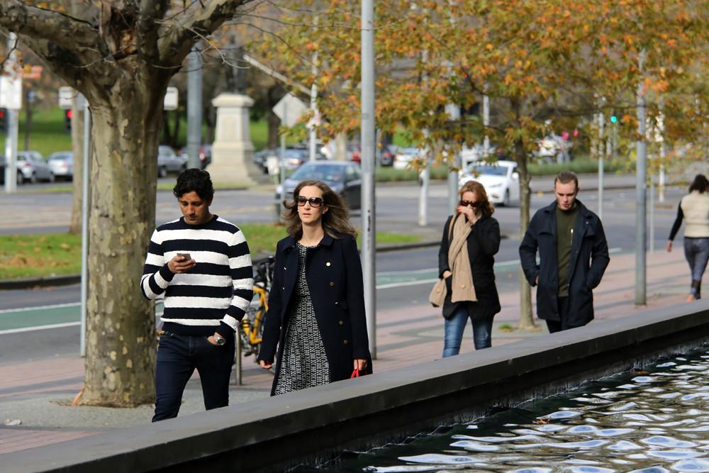 NGV CONCOURSE MELBOURNE ©