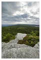 Castle Point Trail, Minnewaska State Park