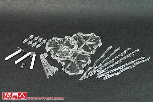 NXEDGE STYLE [MS UNIT]史詩般的鋼彈夢幻對決 夜鶯V.S. Hi-ν鋼彈