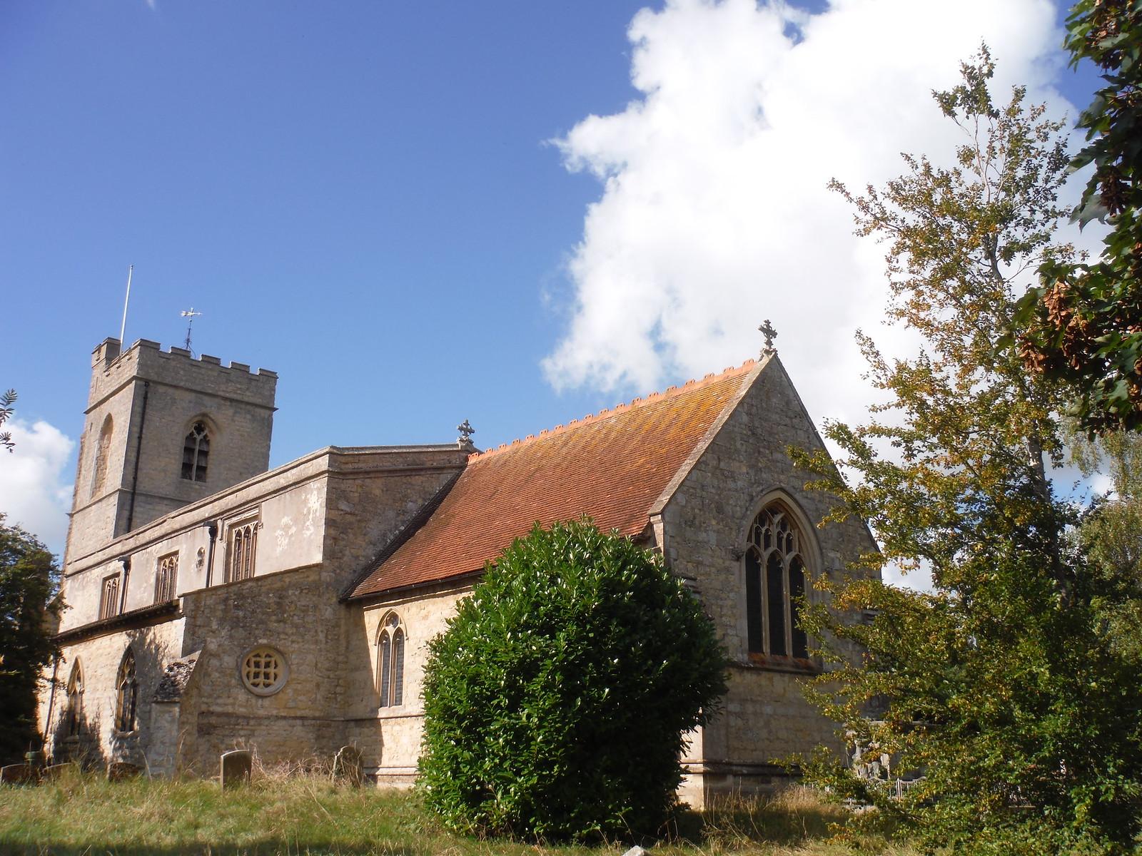 St. Mary the Virgin, Hardwick with Weedon SWC Walk 194 Aylesbury Vale Parkway to Aylesbury