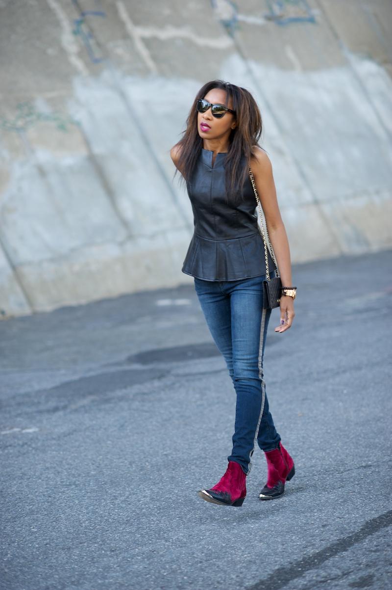 JBrand Kacie jeans